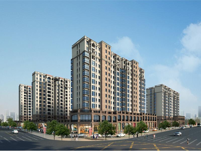 晋江经济开发区五里园中心区安置房工程