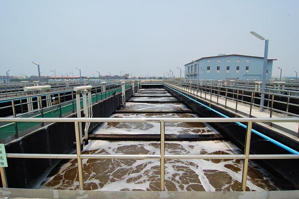 石狮市中心区污水处理厂尾水泵站排水工程