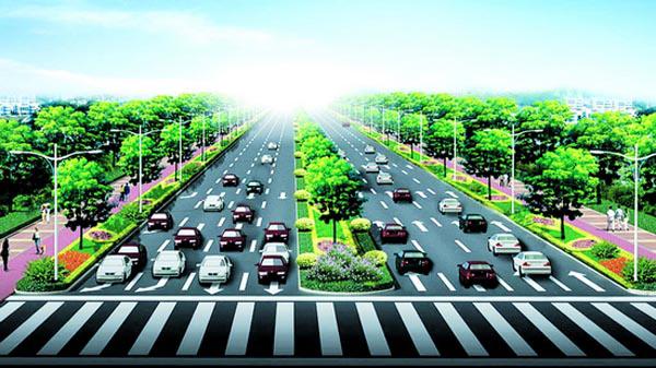 石狮市环湾大道路基工程